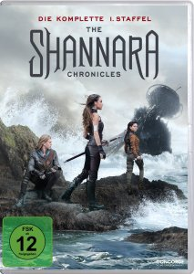 The Shannara Chronicles DVD Cover